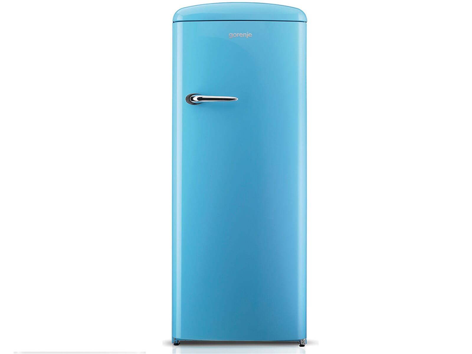 Gorenje Kühlschrank Rk 61821 X : Kühlschrank blau gorenje lisa brasel