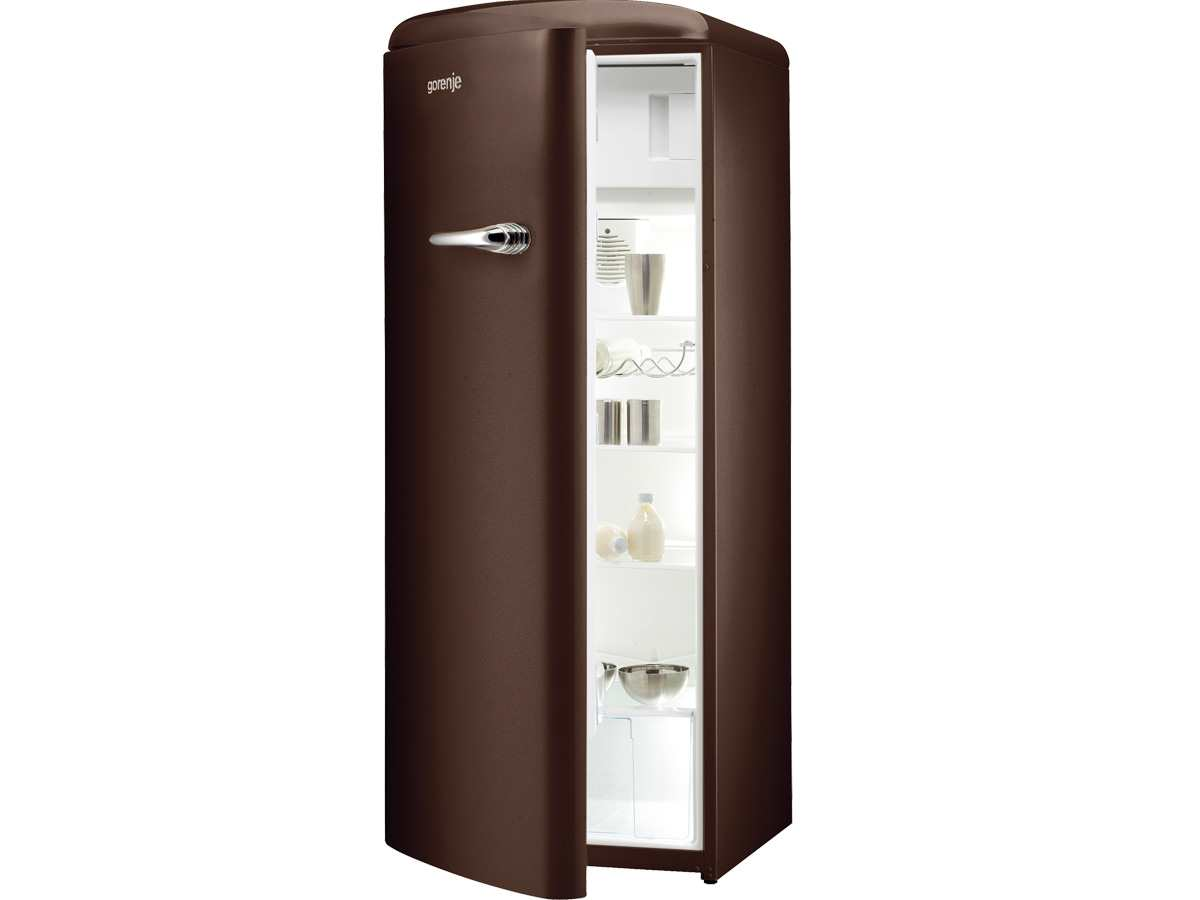 gorenje rb 60299 och l stand k hlschrank braun k hlger t gefrierfach standger t 3838942718274 ebay. Black Bedroom Furniture Sets. Home Design Ideas