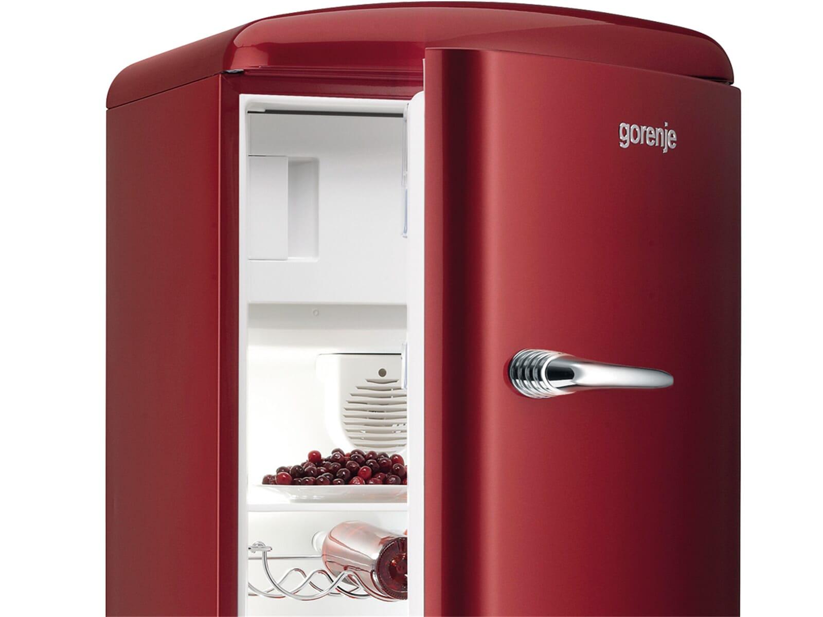 Amerikanischer Kühlschrank Gorenje : Gorenje kühlschrank rot retro tracie a. weeks blog