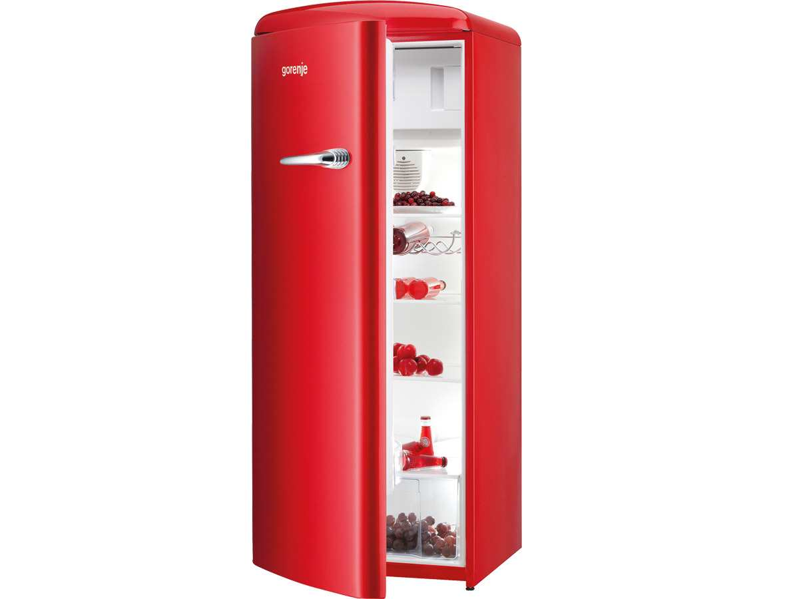 gorenje rb 60299 ord l standk hlschrank rot gefrierfach. Black Bedroom Furniture Sets. Home Design Ideas