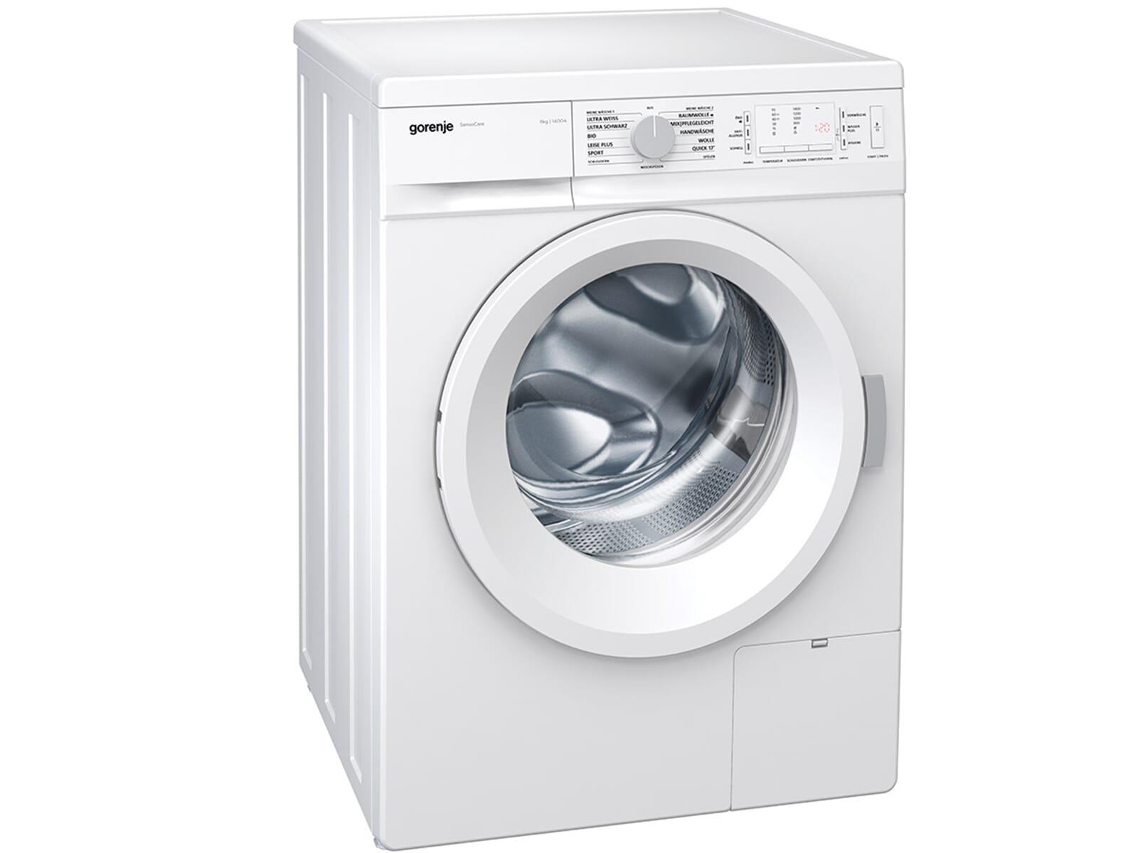 gorenje wa8440p stand waschmaschine wei f r 358 90 eur. Black Bedroom Furniture Sets. Home Design Ideas