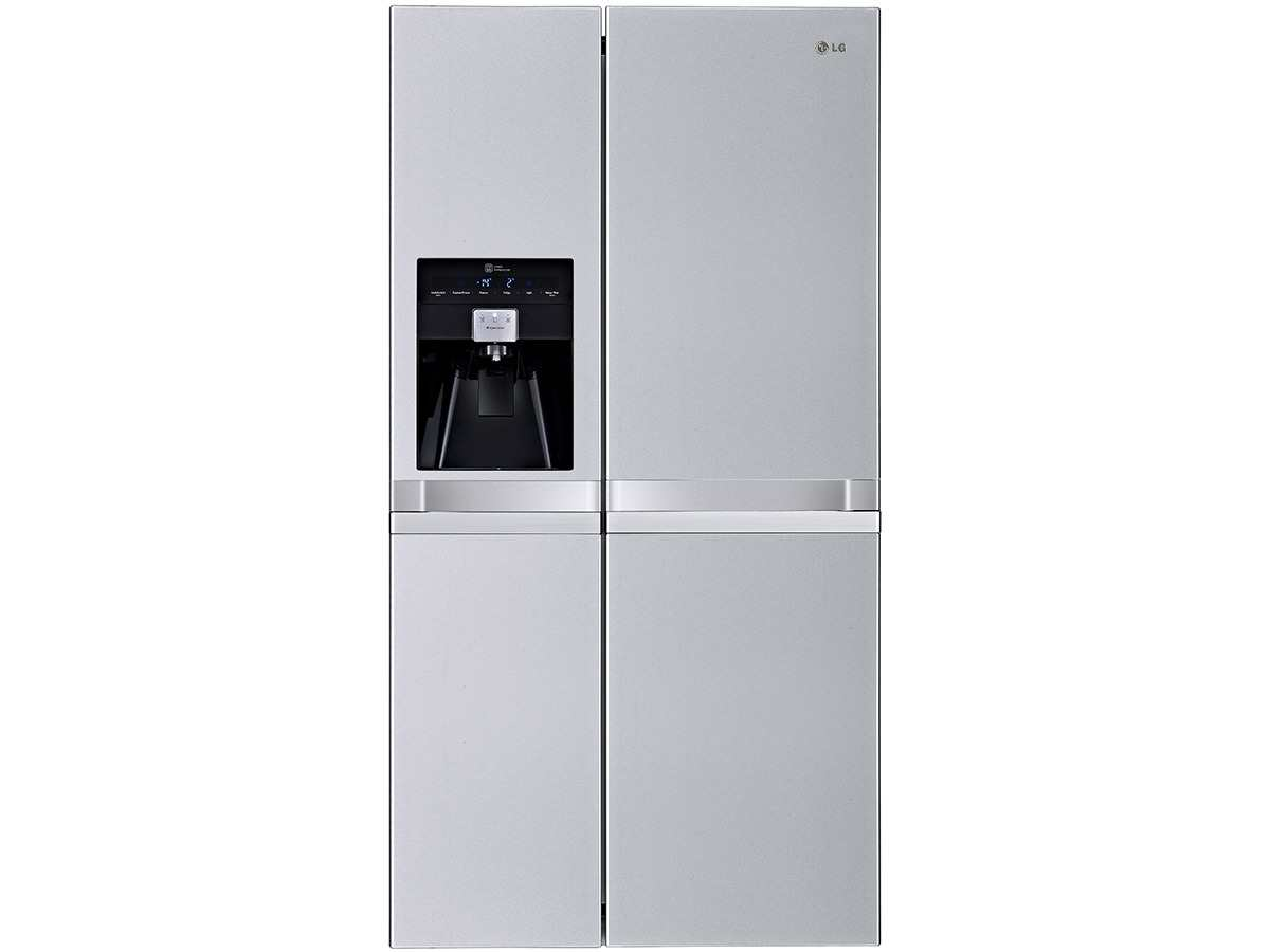 lg gsl 545 nsqz side by side a k hlger t k hlschrank wasserspender eisspender ebay. Black Bedroom Furniture Sets. Home Design Ideas
