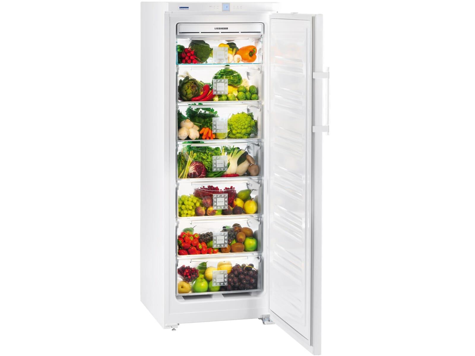 Liebherr b2756 biofresh stand kühlschrank weiß eek a