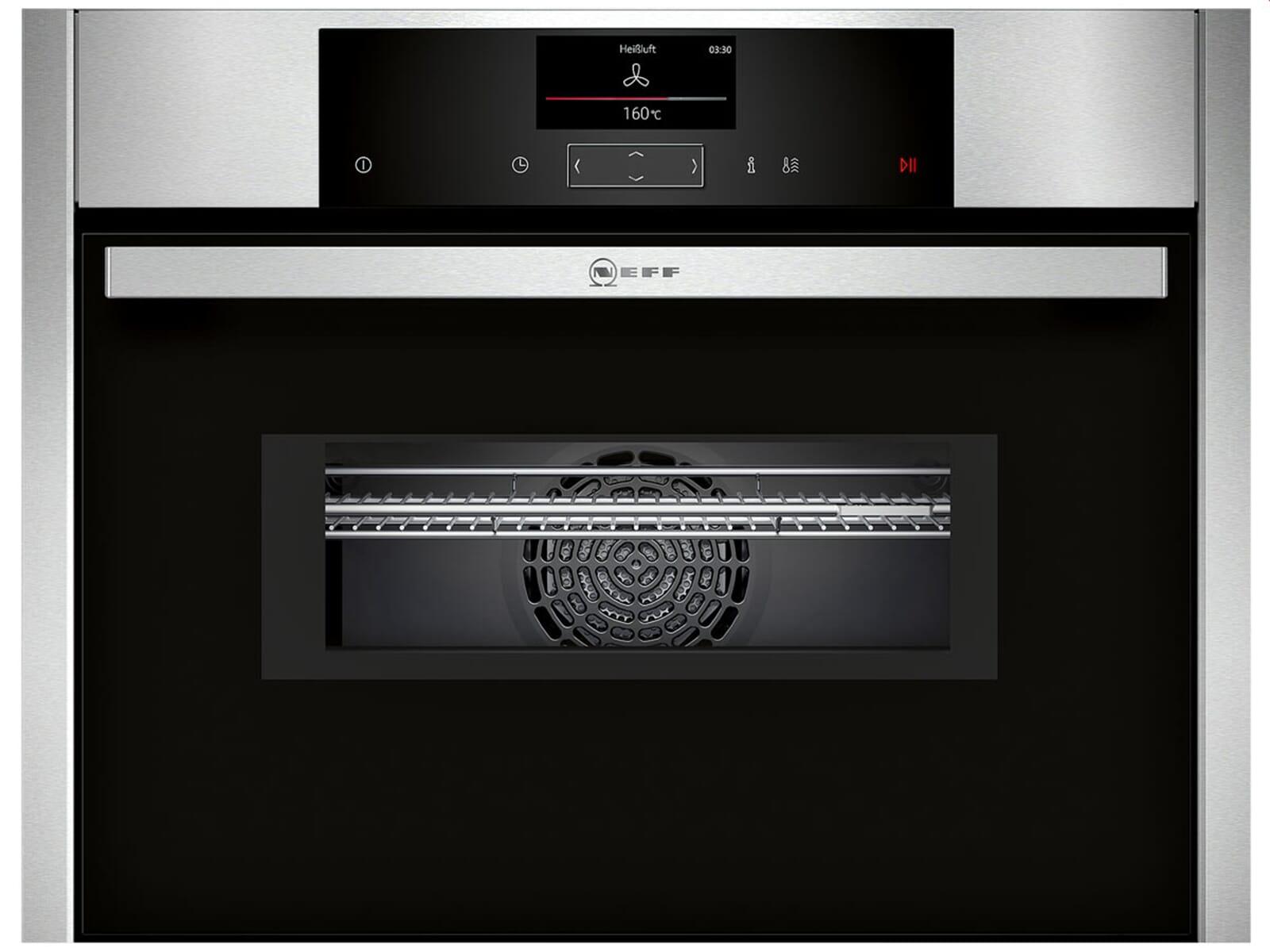 neff cms 1522 n kompakt backofen mikrowelle einbau. Black Bedroom Furniture Sets. Home Design Ideas