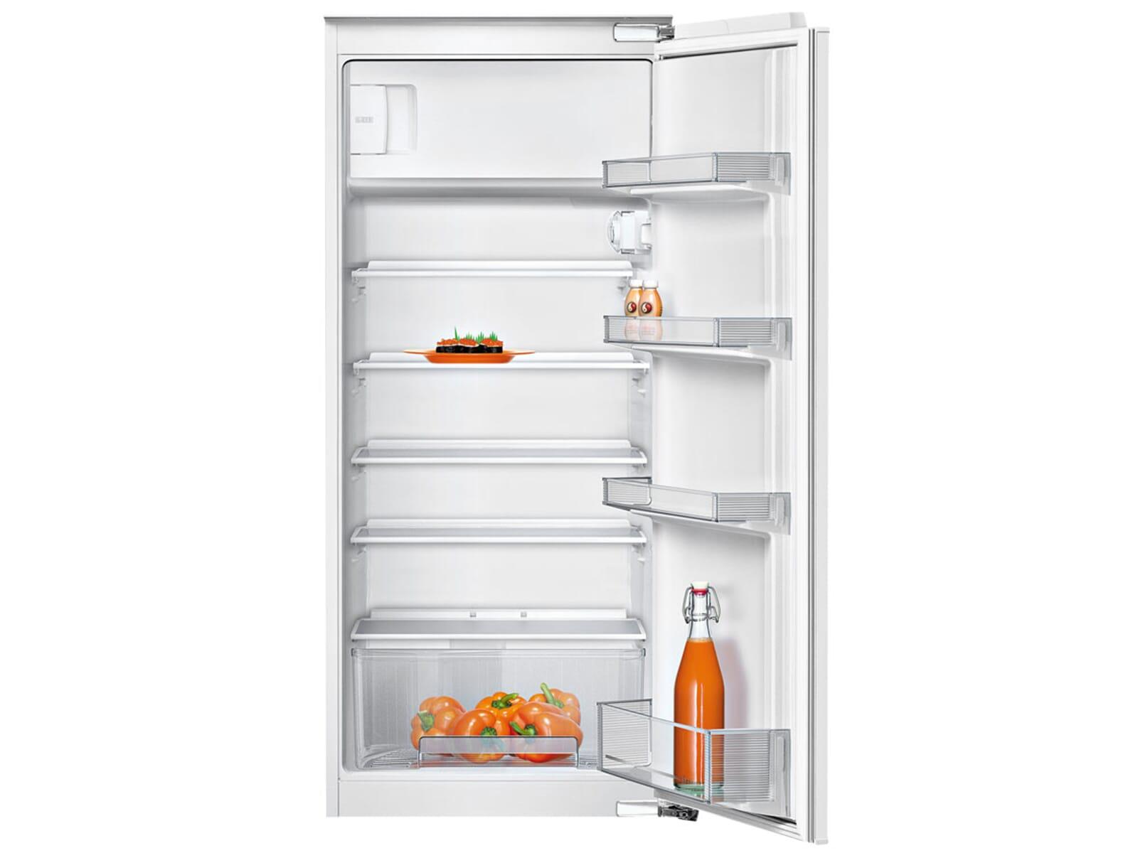 Neff einbau kuhlschrank gefrierfach kl425a k1555x8 123cm for Kühlschrank einbauf hig ohne gefrierfach