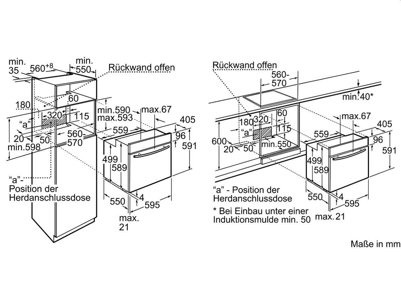 neff backofenset b45m42n5 t46bt60n0 induktionskochfeld autark ofen herd k che ebay. Black Bedroom Furniture Sets. Home Design Ideas