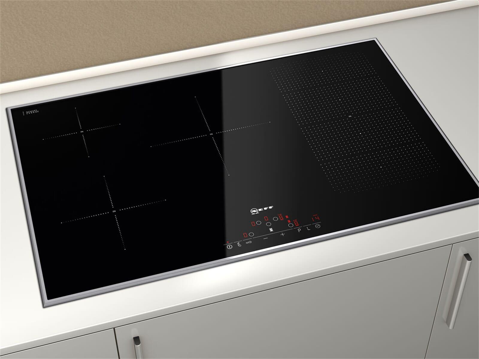 neff td 5386 n induktion glaskeramik kochfeld autark ebay. Black Bedroom Furniture Sets. Home Design Ideas