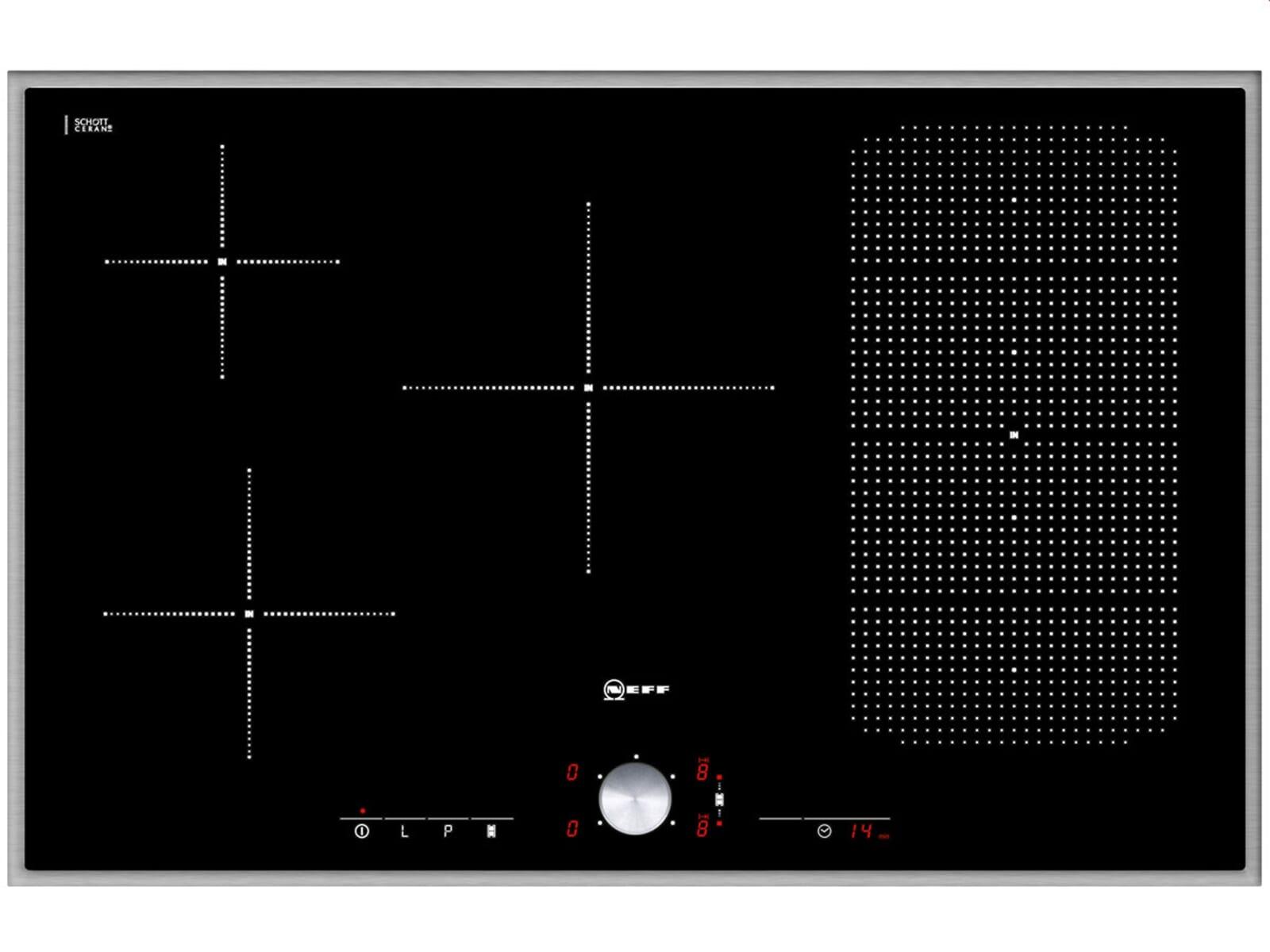 neff tt 5386 n flexinduction glaskeramik kochstelle autark herdplatte t53t86n2 ebay. Black Bedroom Furniture Sets. Home Design Ideas