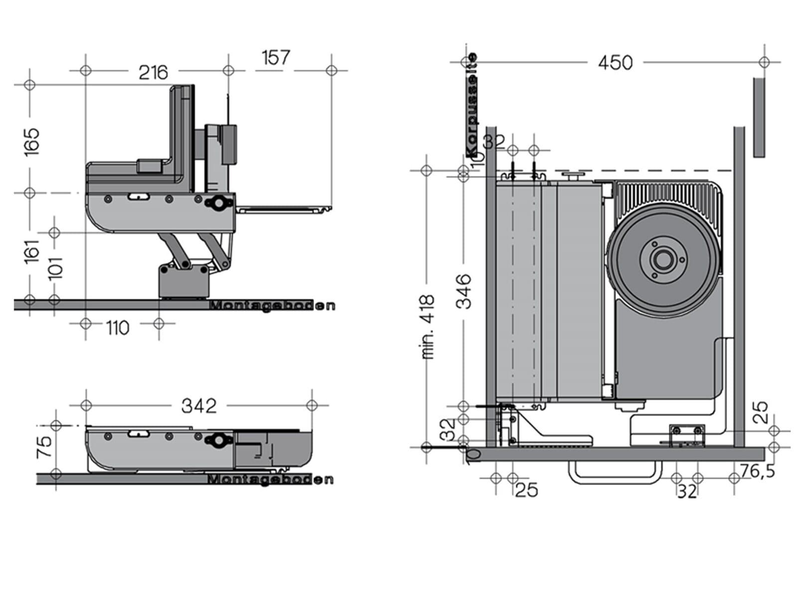 ritter aes 62 sl multi schneider silbermetallic f r 258 90 eur. Black Bedroom Furniture Sets. Home Design Ideas