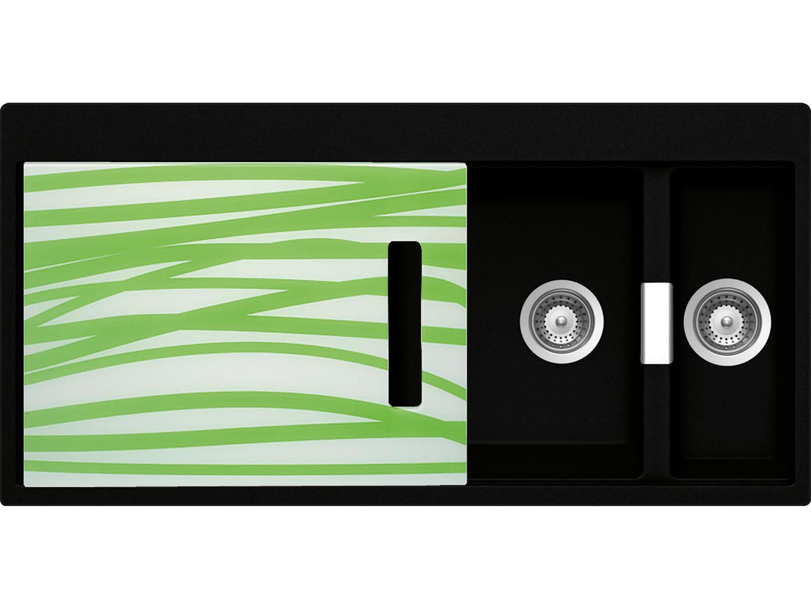 Schock Horizont D-150 A G Puro Granit-Spüle