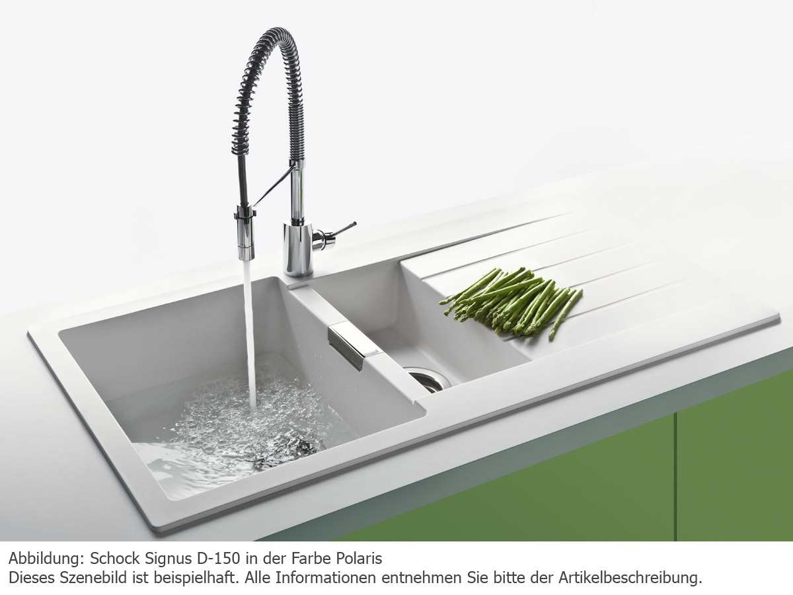 cristadur sp le schock signus d 150 a magma schwarz. Black Bedroom Furniture Sets. Home Design Ideas