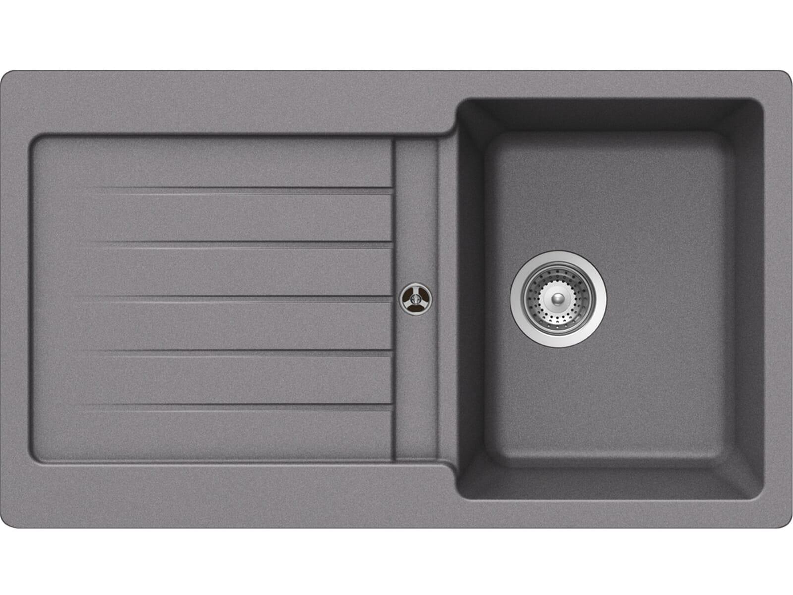 schock typos d 100 a croma granit sp le. Black Bedroom Furniture Sets. Home Design Ideas