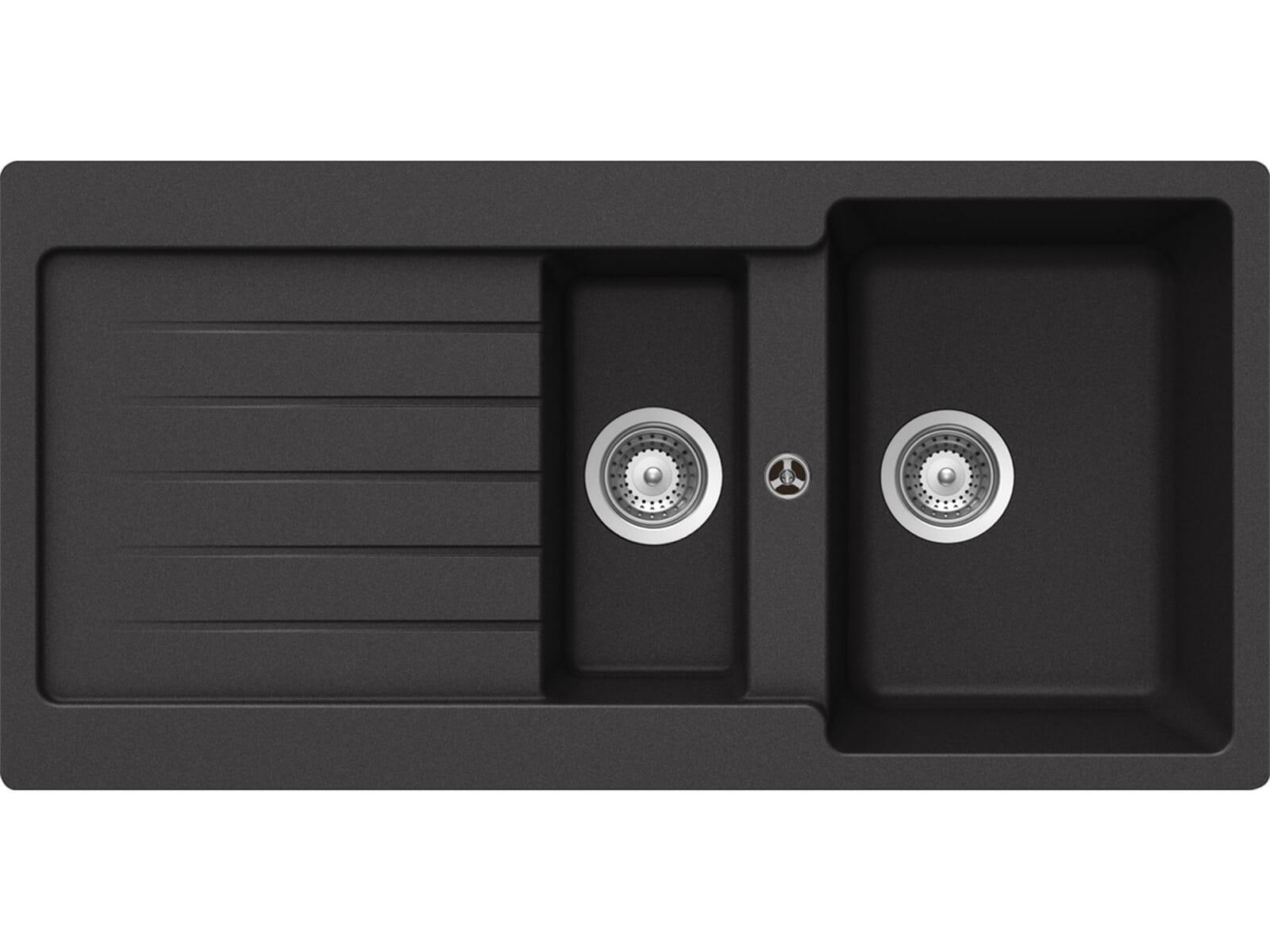 schock typos d 150 a onyx granit sp le f r 258 70 eur. Black Bedroom Furniture Sets. Home Design Ideas