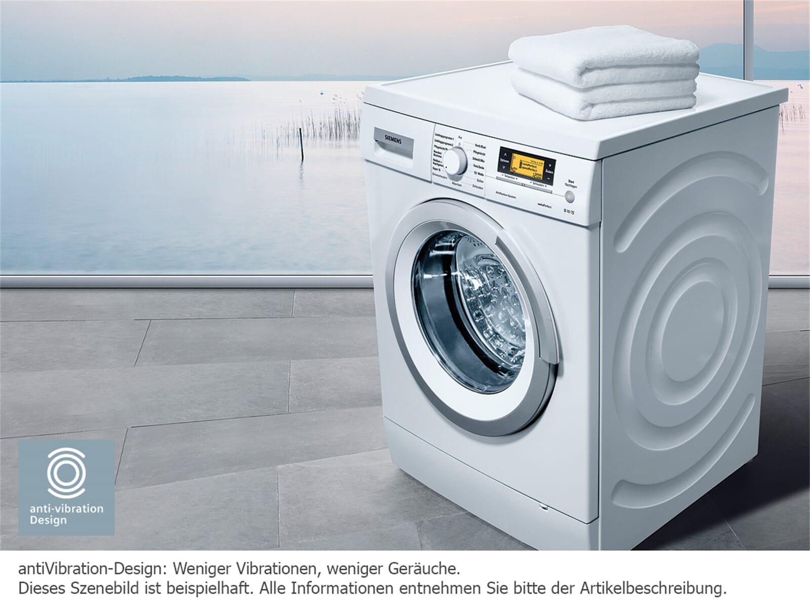 standger t 60 cm waschmaschine siemens wm14q441 frontlader. Black Bedroom Furniture Sets. Home Design Ideas