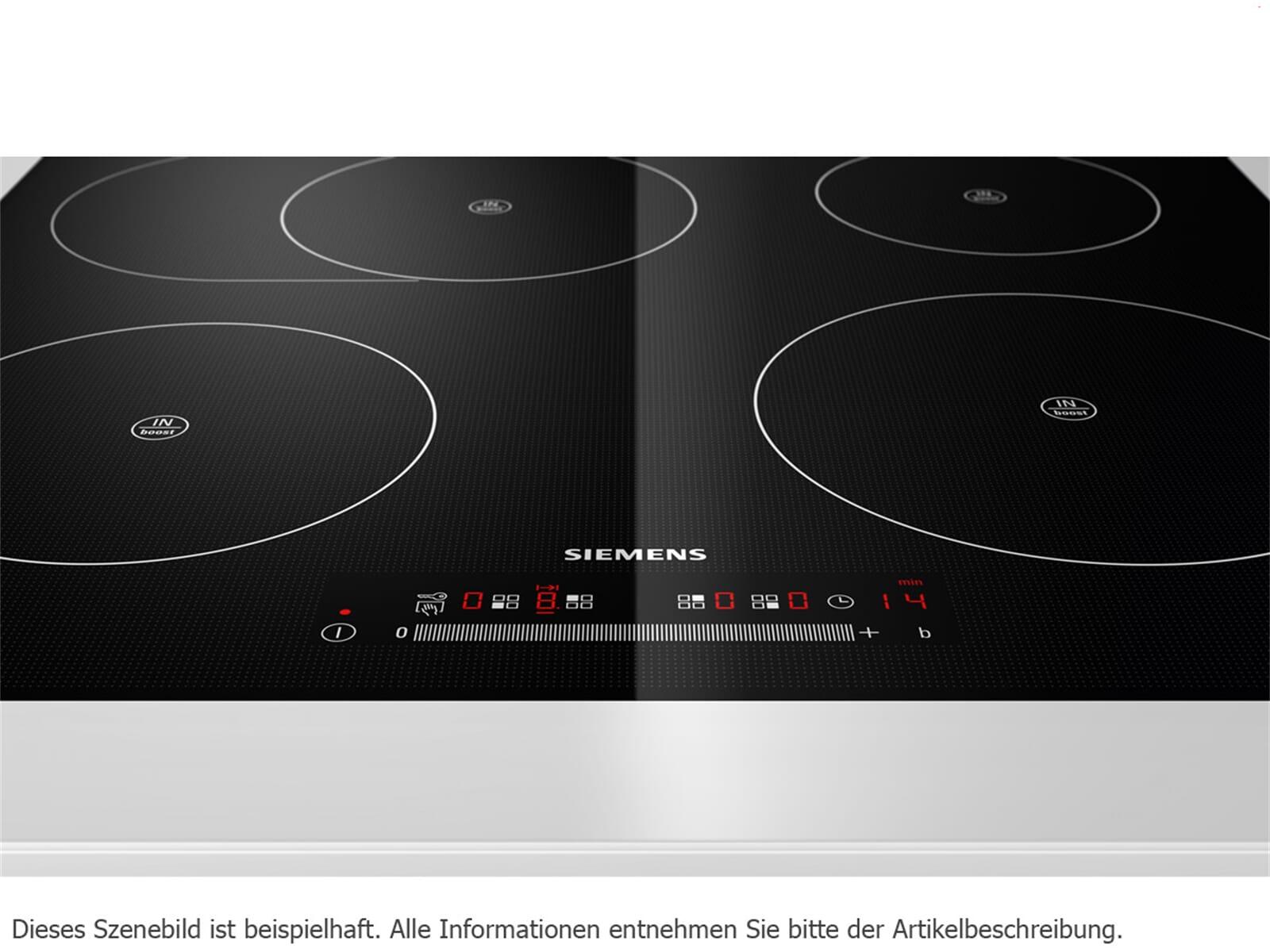 siemens eh601fb17 induktion glaskeramik kochfeld autark f r 844 90 eur. Black Bedroom Furniture Sets. Home Design Ideas