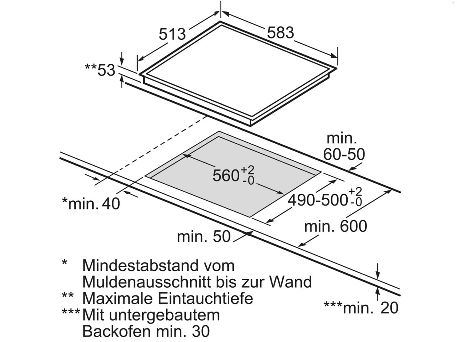 siemens eq2z055 set backofen hb633gns1 induktion glaskeramik kochfeld eh645bb17e. Black Bedroom Furniture Sets. Home Design Ideas