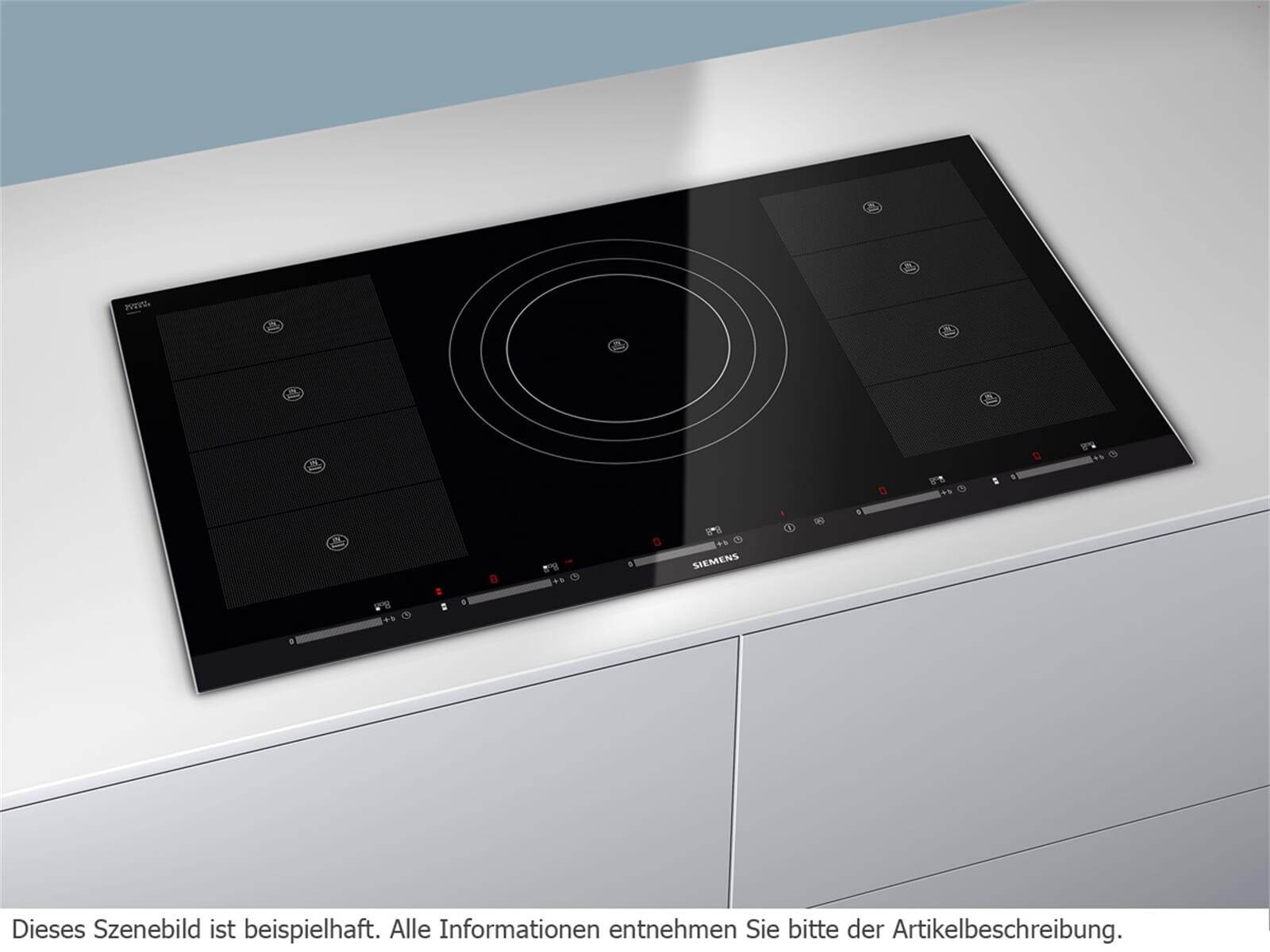siemens eh975sz17e induktion glaskeramik kochfeld autark f r 999 90 eur. Black Bedroom Furniture Sets. Home Design Ideas
