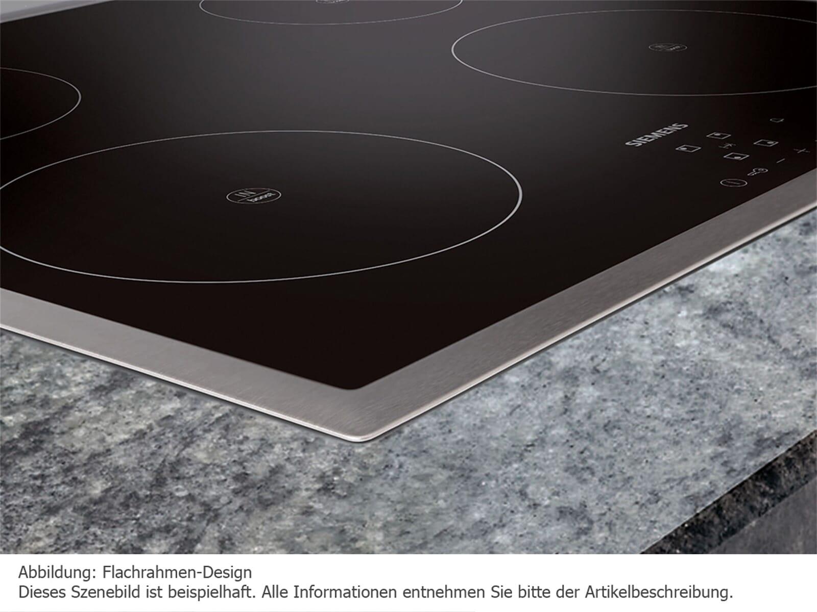 siemens et645hn17 glaskeramik kochfeld autark br terzone touch bedienung ebay. Black Bedroom Furniture Sets. Home Design Ideas