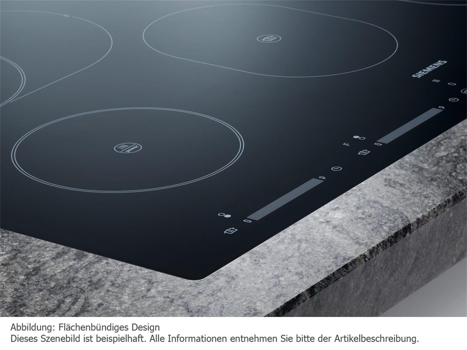 siemens ef601hn17 glaskeramik kochfeld herdgebunden f r 354 90 eur. Black Bedroom Furniture Sets. Home Design Ideas