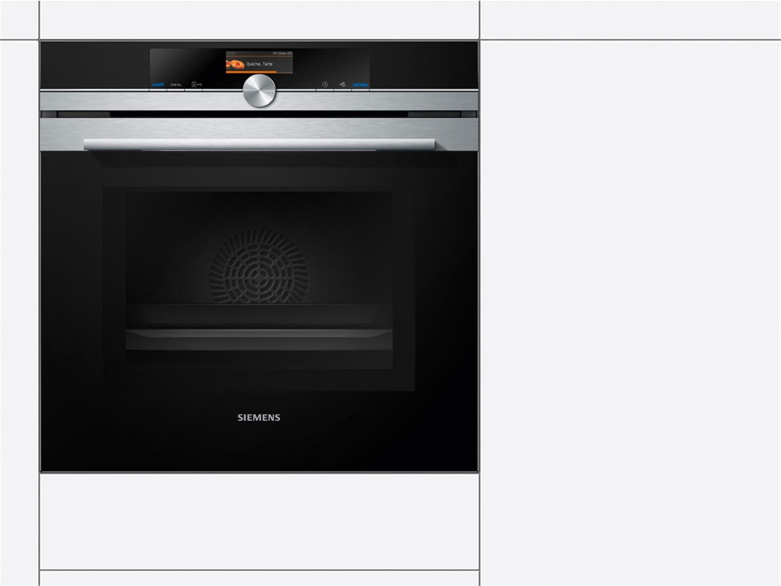 siemens hm676g0s1 pyrolyse backofen mit mikrowelle edelstahl mikrowellenofen 67l ebay. Black Bedroom Furniture Sets. Home Design Ideas