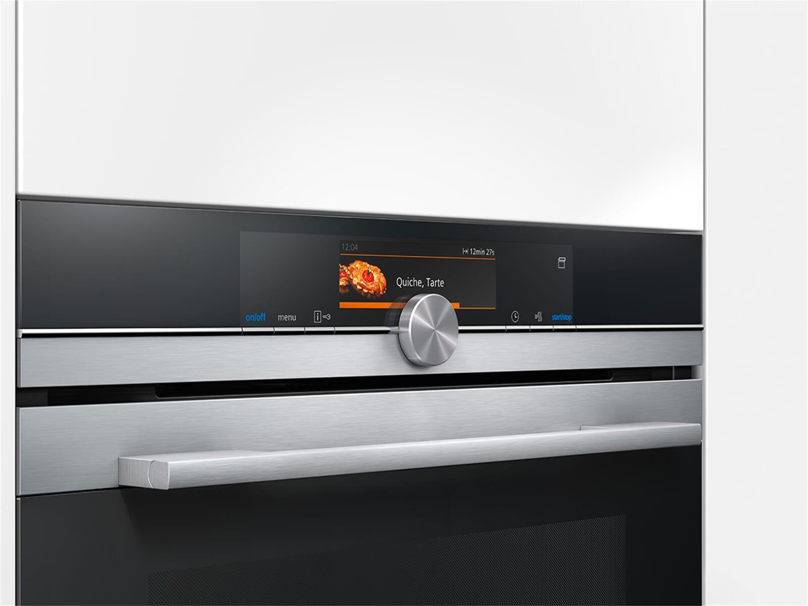 siemens hs636gds1 dampfgar backofen edelstahl f r 1248 90 eur. Black Bedroom Furniture Sets. Home Design Ideas