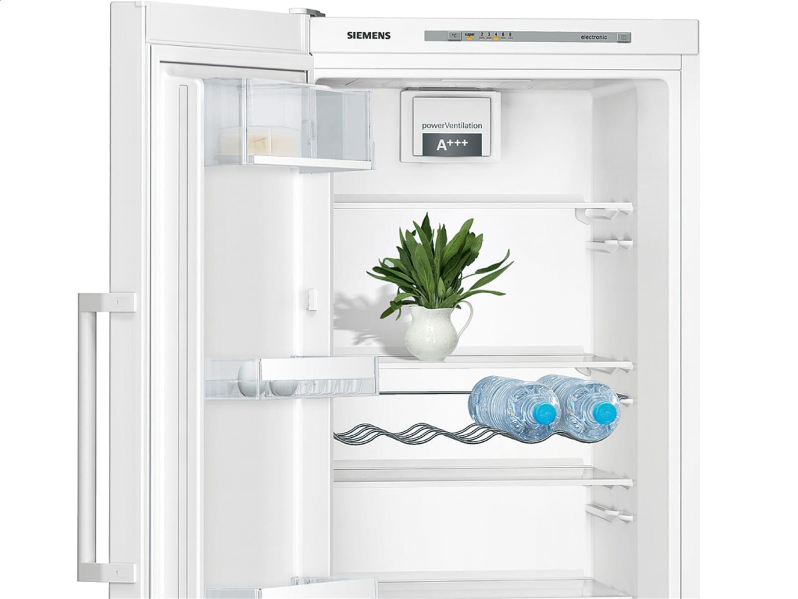 Siemens KS29VVW40 Standkühlschrank Weiß