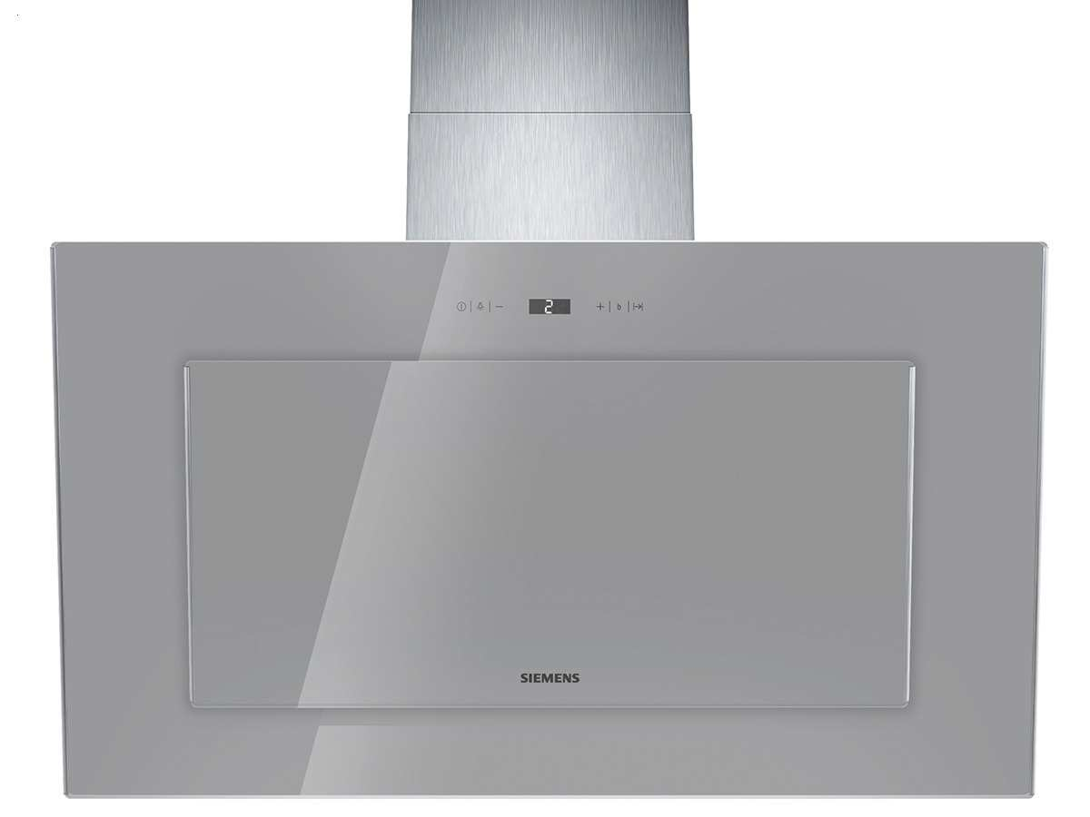 siemens lc98ka571 schr ge wand dunstabzugshaube silber softlight led grau neu ebay. Black Bedroom Furniture Sets. Home Design Ideas