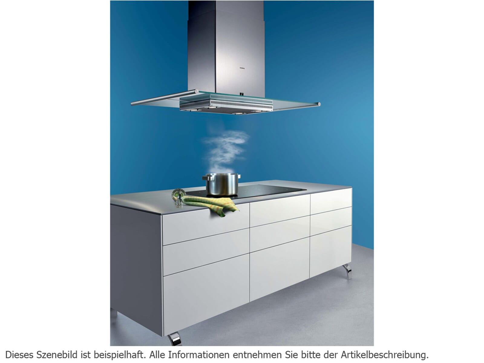 siemens lf957ga60 insel dunstabzugshaube edelstahl f r 568 90 eur. Black Bedroom Furniture Sets. Home Design Ideas