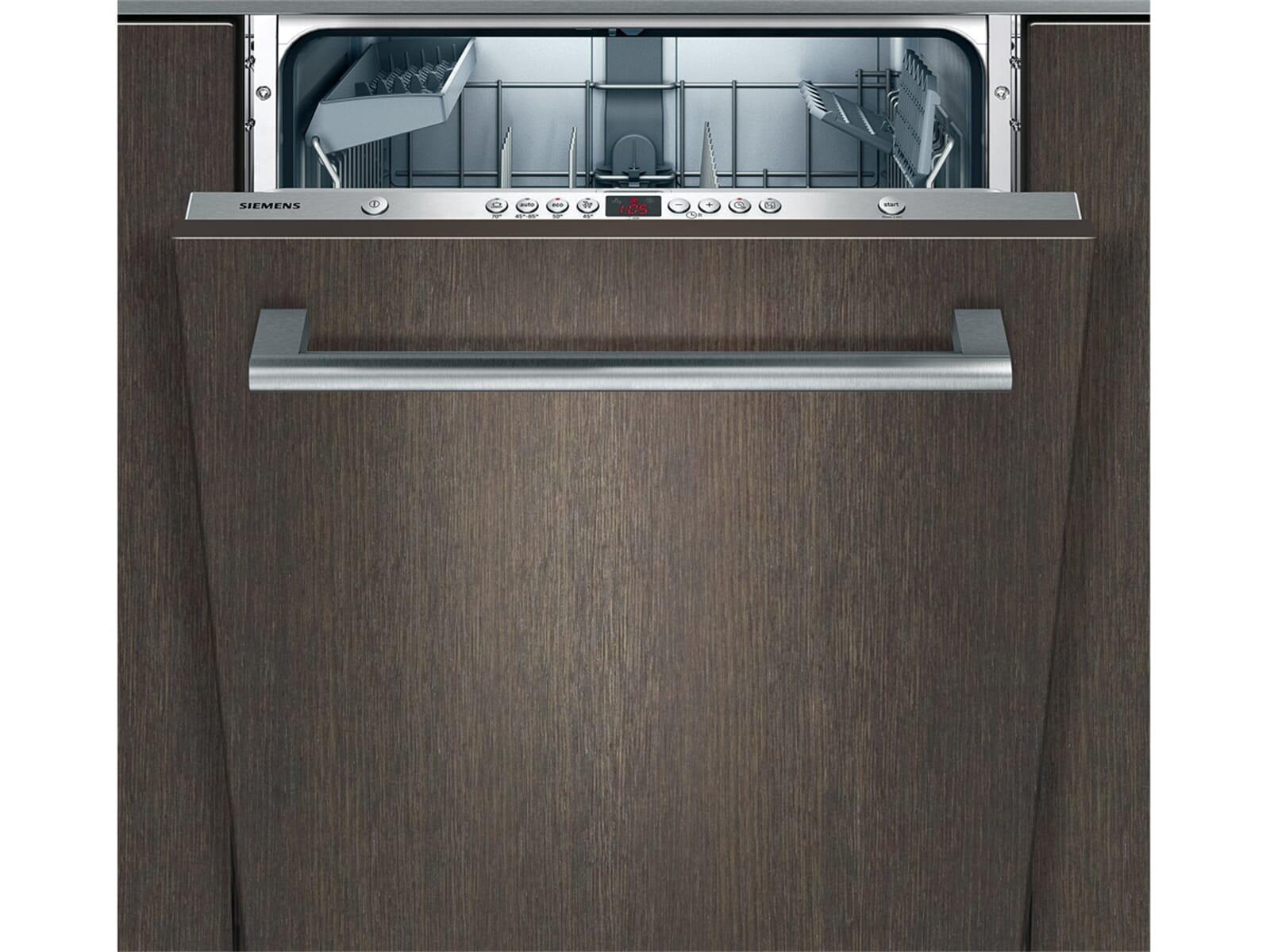 Siemens SX64M030EU Vollintegrierbarer Einbau Geschirrspüler XXL, EEK: A++