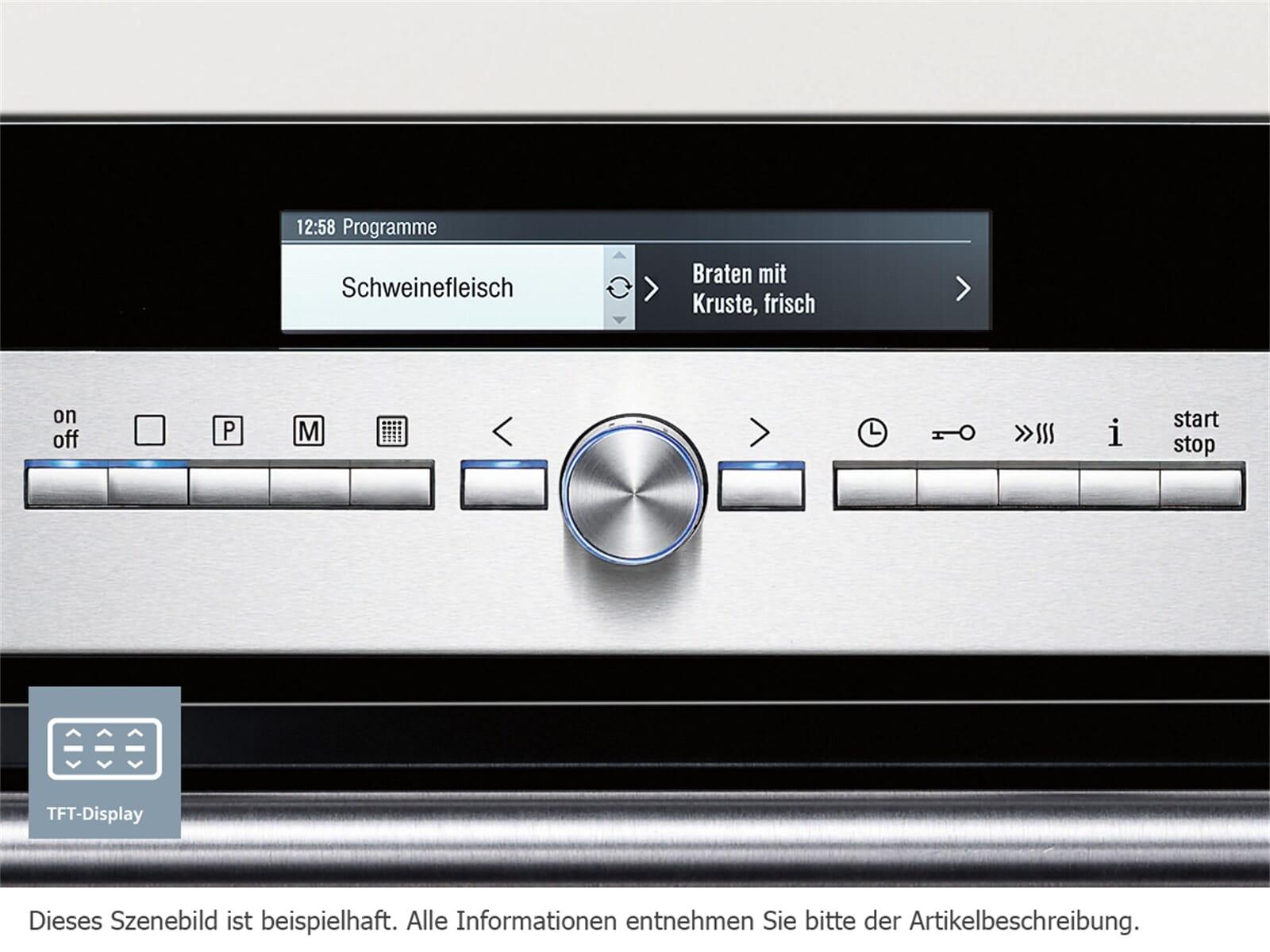 moebelplus  Ihre 1 Wahl für Küchengroßgeräte und Zubehör ~ Backofen Siemens