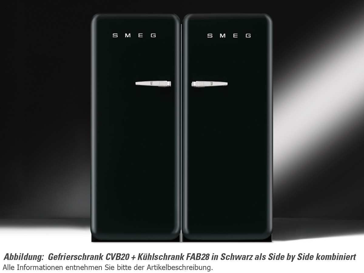 smeg fab28rne1 stand k hlschrank schwarz f r 1079 00 eur. Black Bedroom Furniture Sets. Home Design Ideas