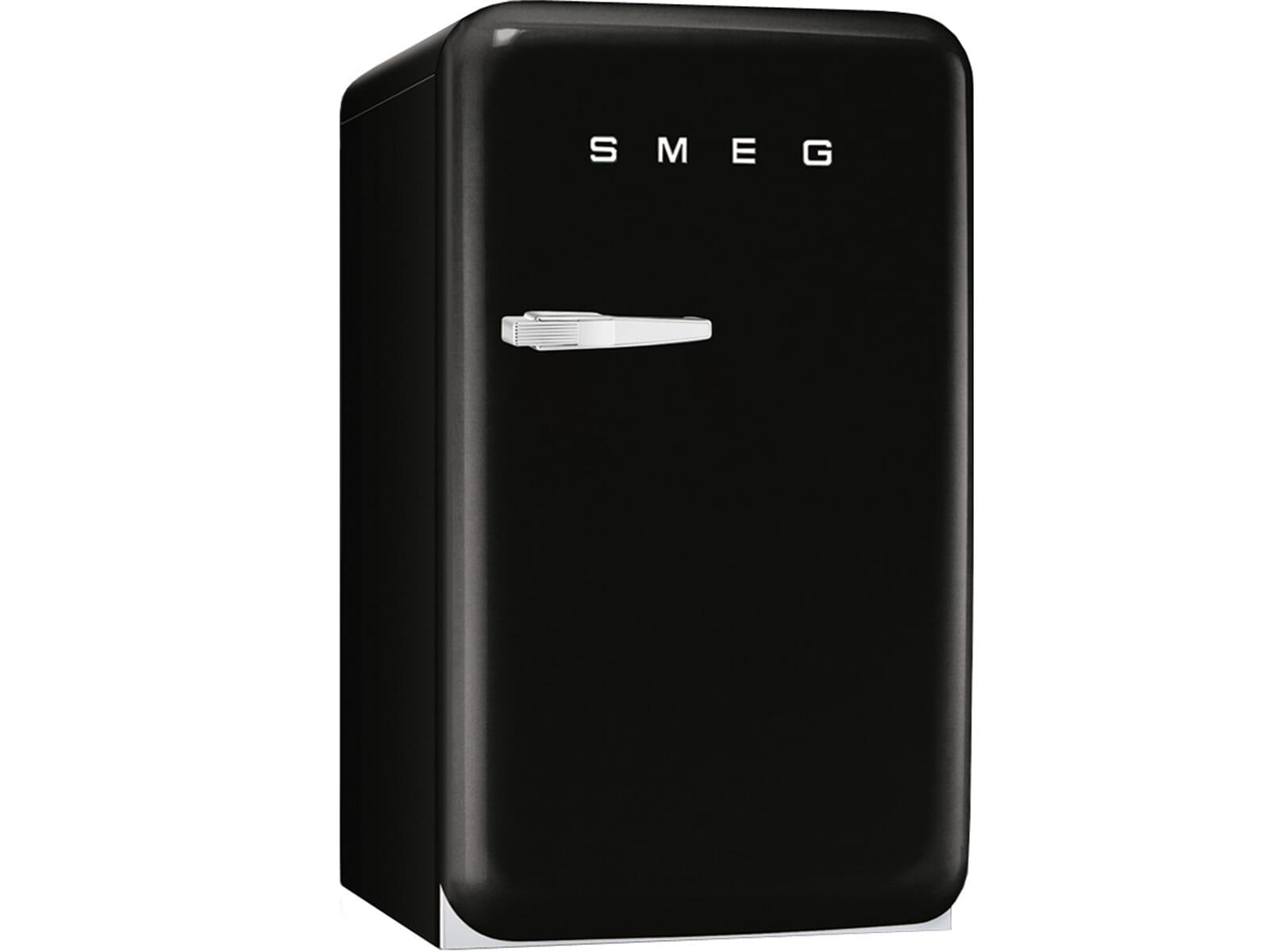smeg fab10hrne stand flaschenk hlschrank schwarz f r 849 00 eur. Black Bedroom Furniture Sets. Home Design Ideas