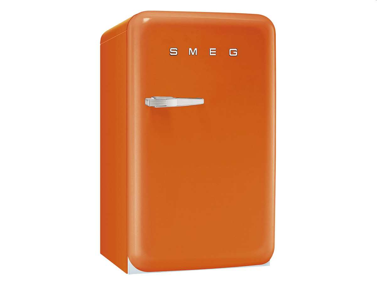 smeg fab10ro stand k hlschrank orange f r 759 00 eur. Black Bedroom Furniture Sets. Home Design Ideas