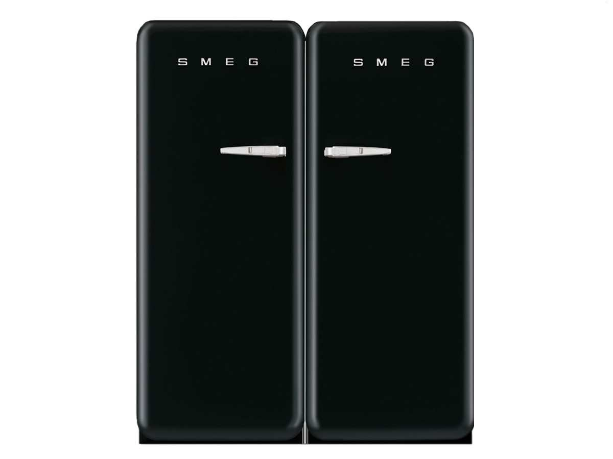smeg cvb20lne fab28rne1 fablk1 side by side k hl gefrier kombination schwarz f r 1898 90 eur. Black Bedroom Furniture Sets. Home Design Ideas