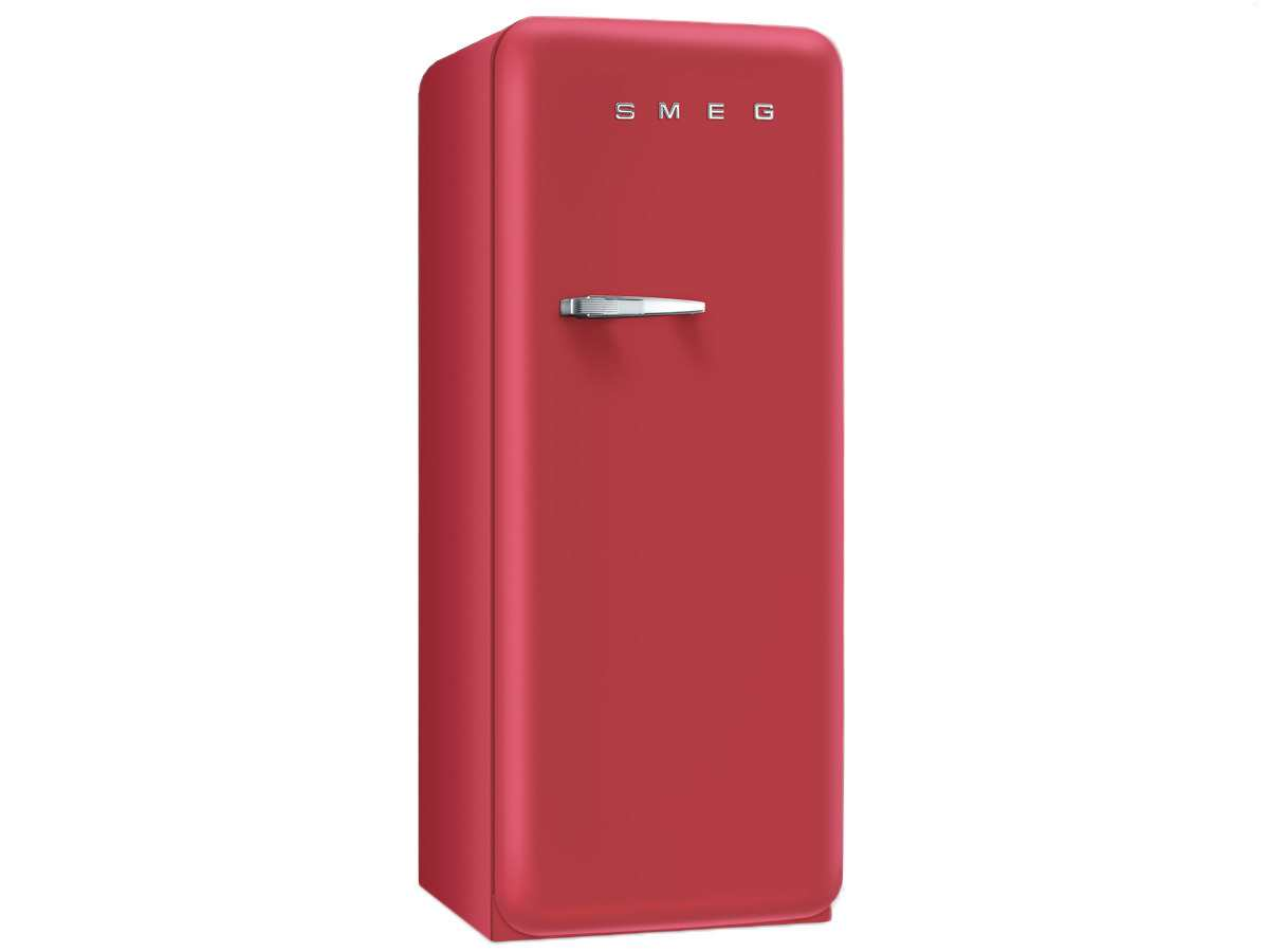 smeg fab28rrv1 standk hlschrank red velvet ebay. Black Bedroom Furniture Sets. Home Design Ideas