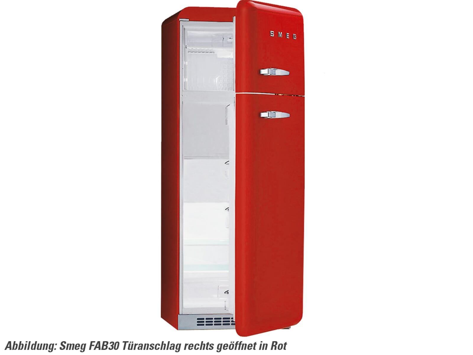 smeg fab30o7 stand k hl gefrier kombination orange f r 1099 00 eur. Black Bedroom Furniture Sets. Home Design Ideas