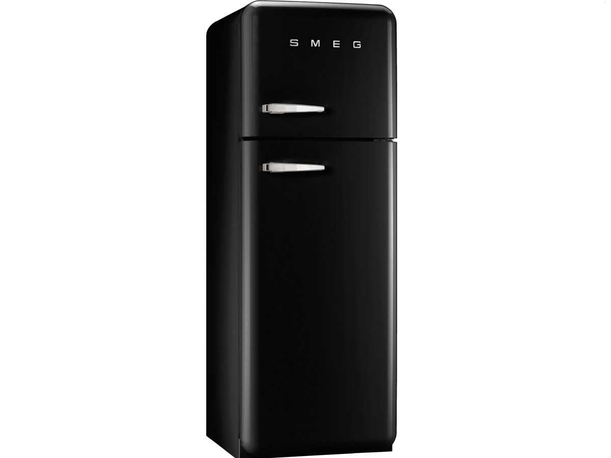 smeg fab30rne1 stand k hl gefrier kombination schwarz f r 1349 00 eur. Black Bedroom Furniture Sets. Home Design Ideas