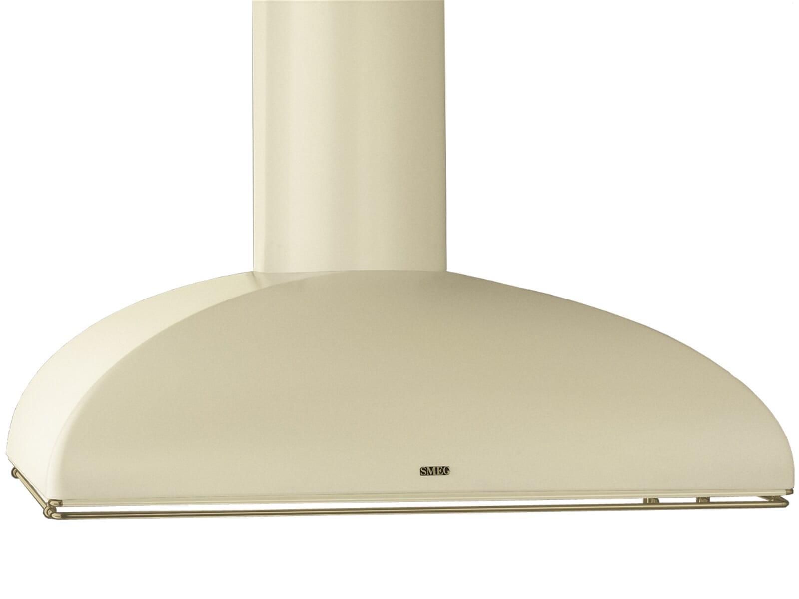 smeg kse89po9 wand dunstabzugshaube creme f r 1169 00 eur. Black Bedroom Furniture Sets. Home Design Ideas