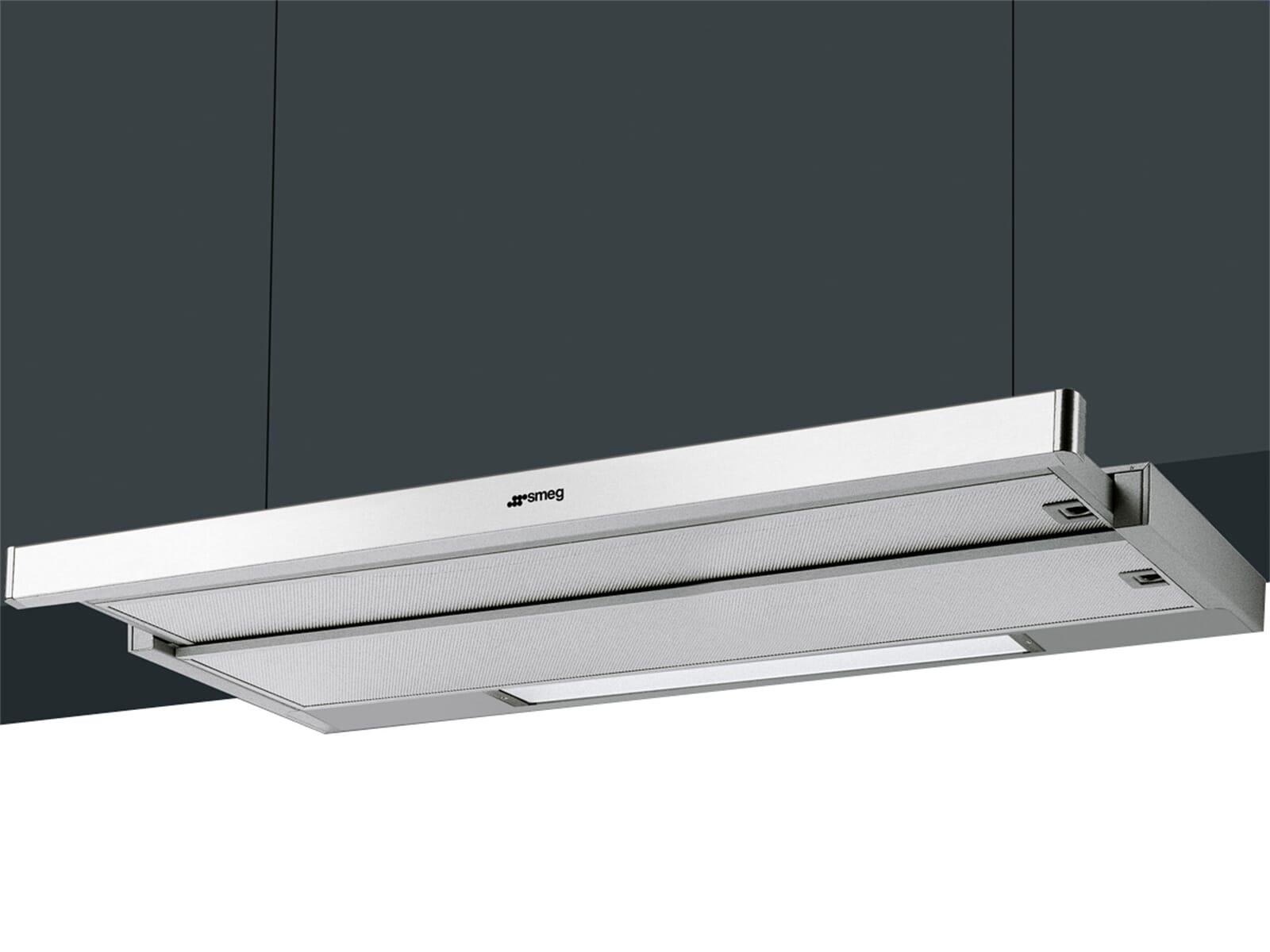smeg kset6xe flachschirm dunstabzugshaube edelstahl f r 198 90 eur. Black Bedroom Furniture Sets. Home Design Ideas