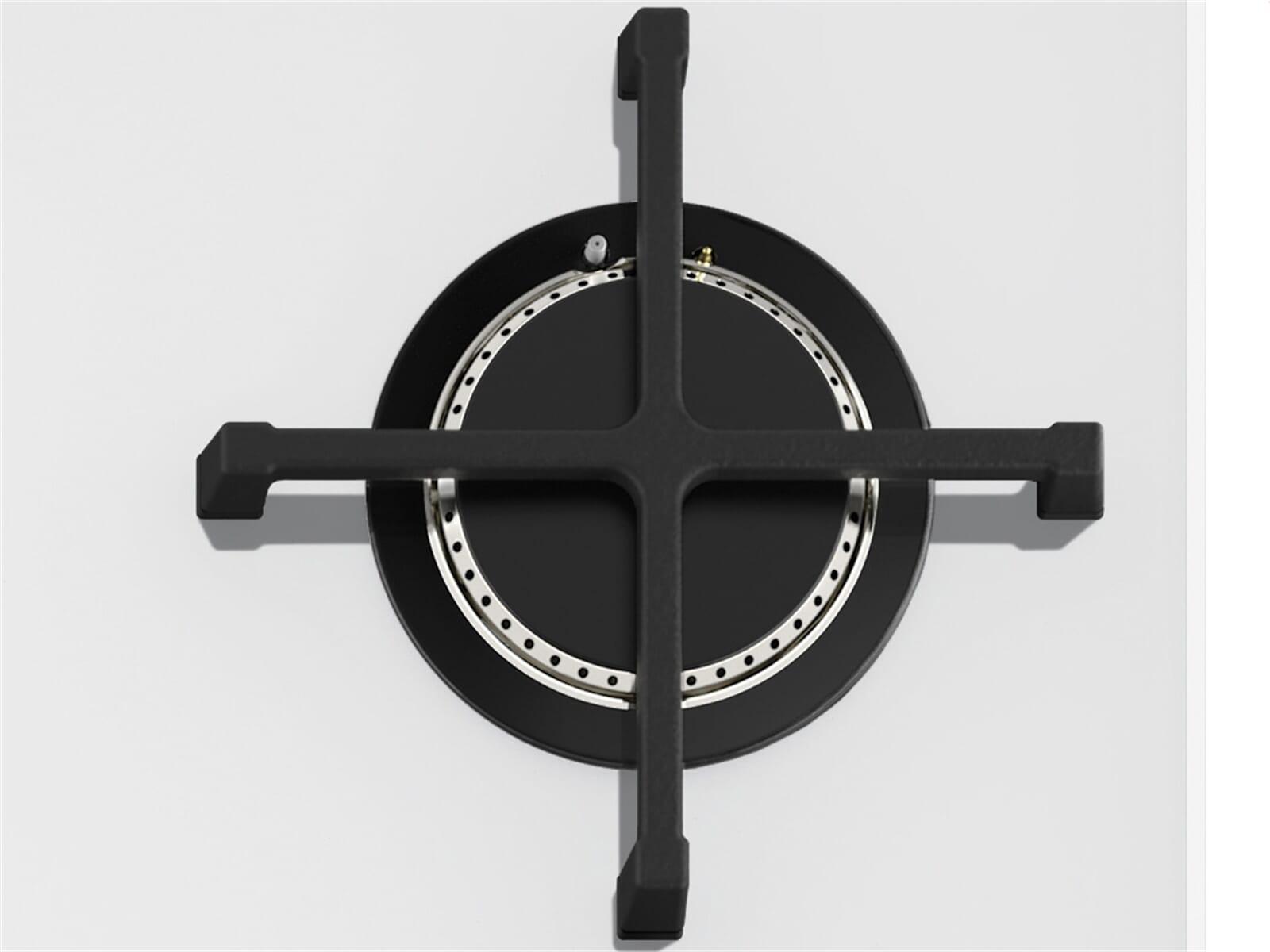 smeg pv164bd glaskeramik gas kochfeld wei autark f r 899 00 eur. Black Bedroom Furniture Sets. Home Design Ideas