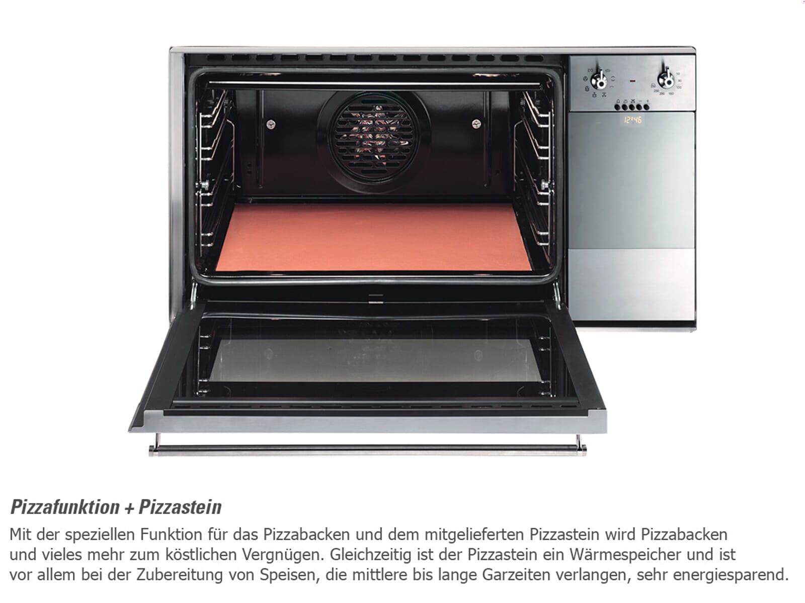 Toaster Mit Backofen : smeg se995xt 7 backofen mit toaster edelstahl f r 2939 00 eur ~ Whattoseeinmadrid.com Haus und Dekorationen
