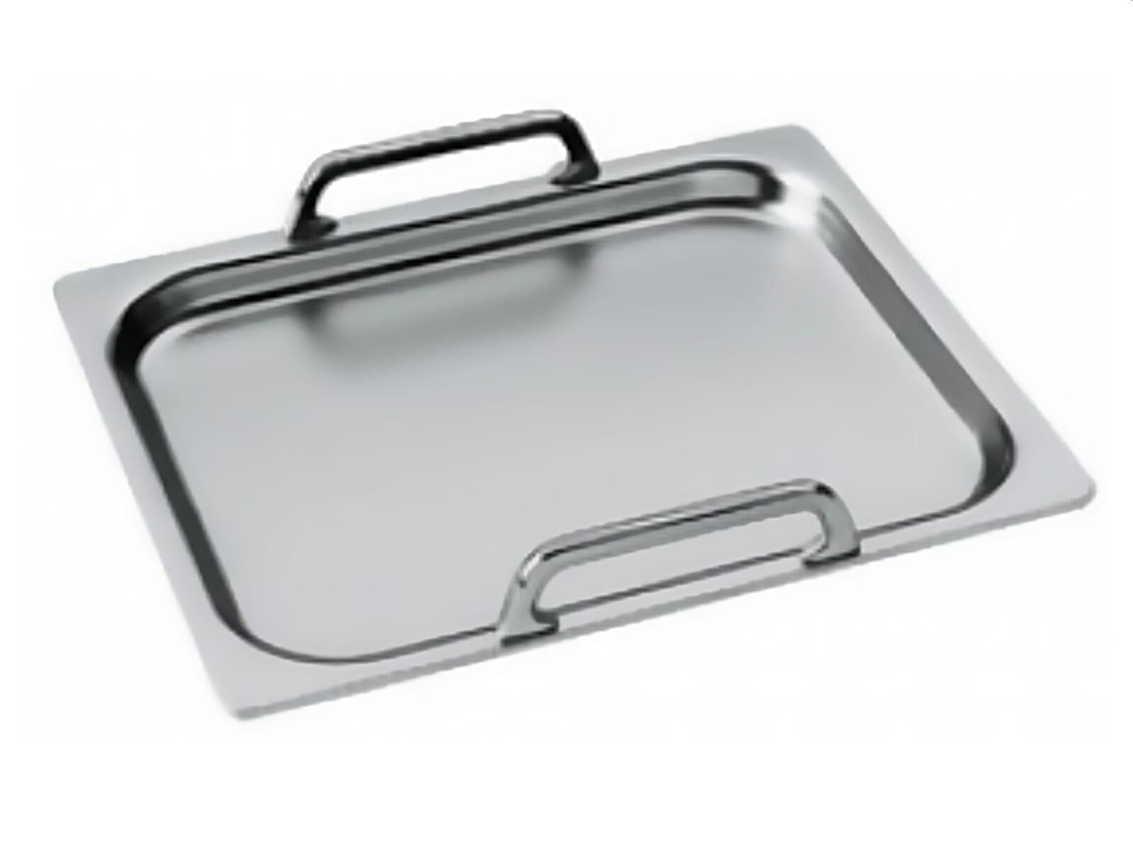 Smeg tpk teppan yaki grillplatte edelstahl fur 49900 eur for Grillplatte edelstahl