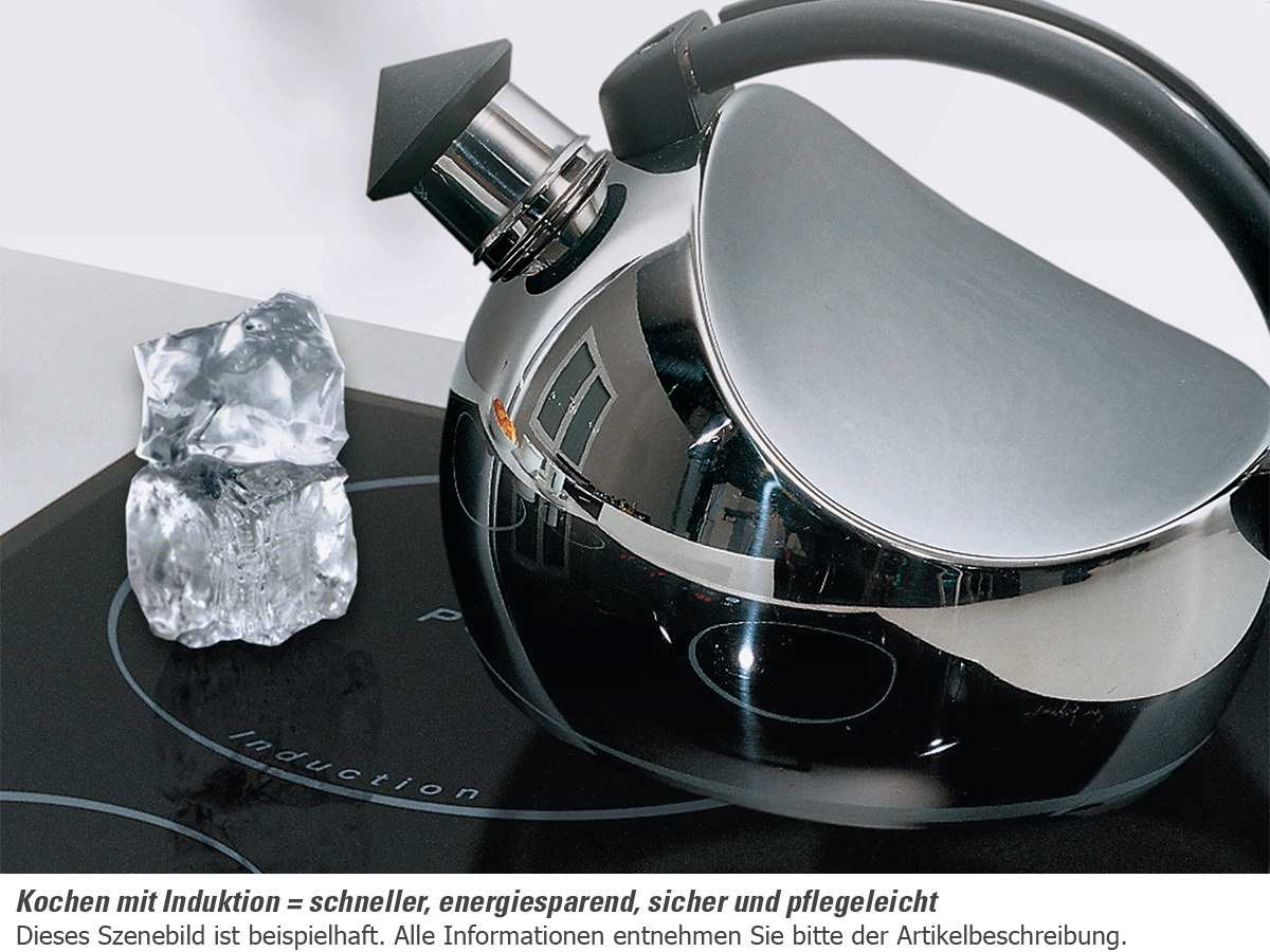 teka irf 641 induktion glaskeramik kochfeld autark ebay. Black Bedroom Furniture Sets. Home Design Ideas