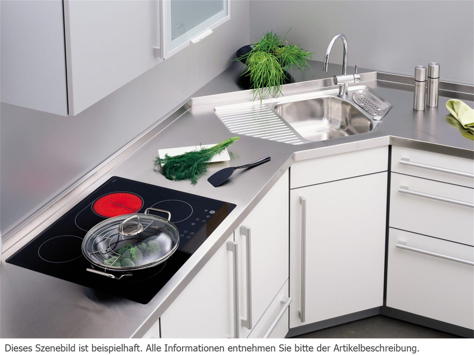 teka tr 642 select glaskeramik kochfeld autark kochstelle herd einbau ebay. Black Bedroom Furniture Sets. Home Design Ideas