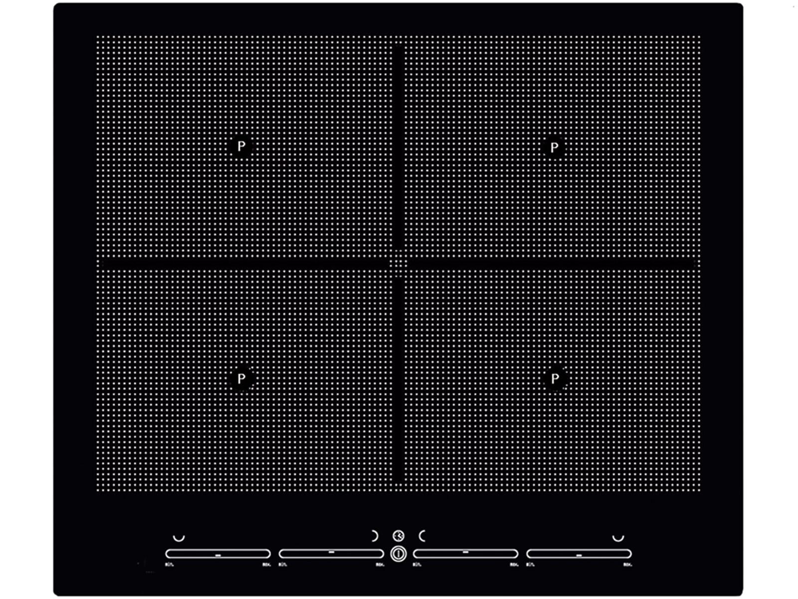tk 60 i4 octa profi fb induktion herd glaskeramik kochfeld autark kochstelle ebay. Black Bedroom Furniture Sets. Home Design Ideas