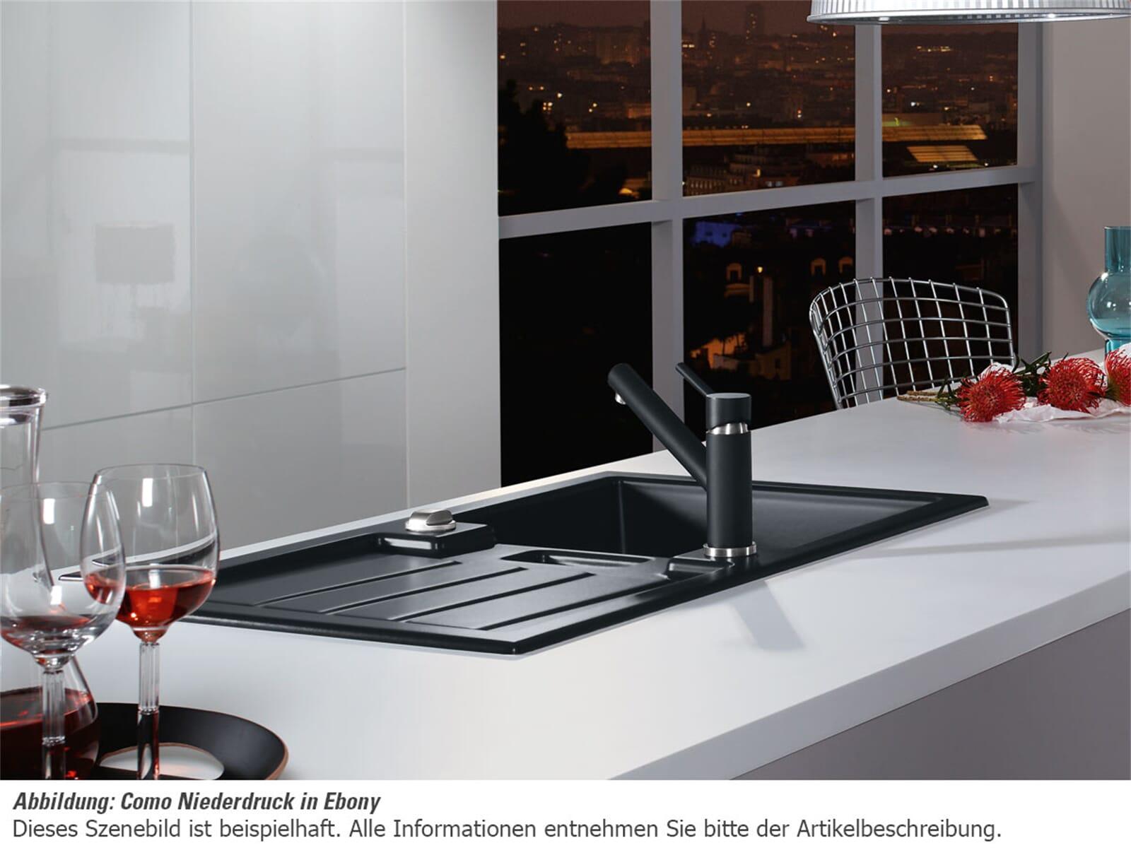 Villeroy & Boch Como Weiß (alpin) Niederdruck-Wasserhahn ...