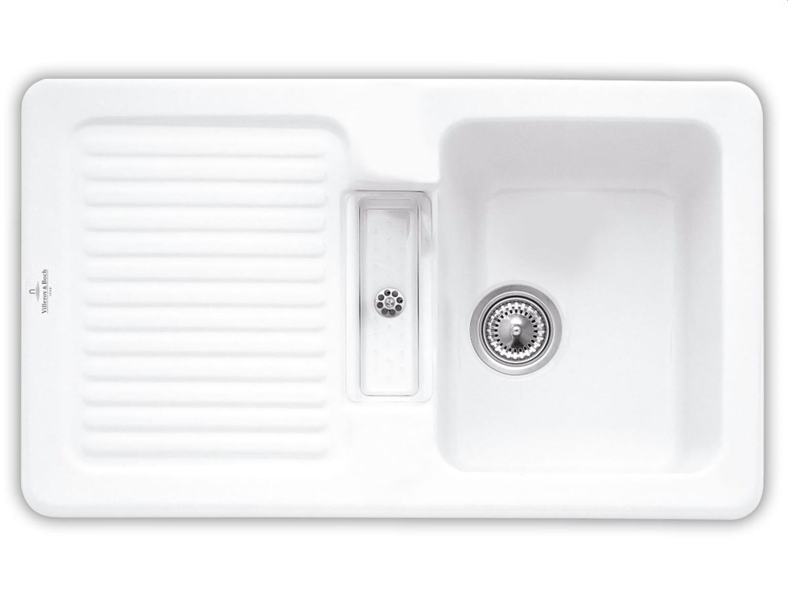 villeroy boch condor 50 snow white keramik sp le f r 438 90 eur. Black Bedroom Furniture Sets. Home Design Ideas