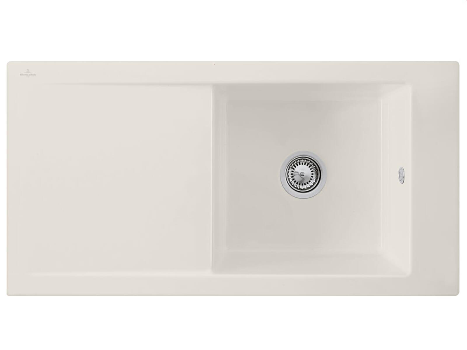 villeroy boch timeline 60 flat crema creme sp le. Black Bedroom Furniture Sets. Home Design Ideas