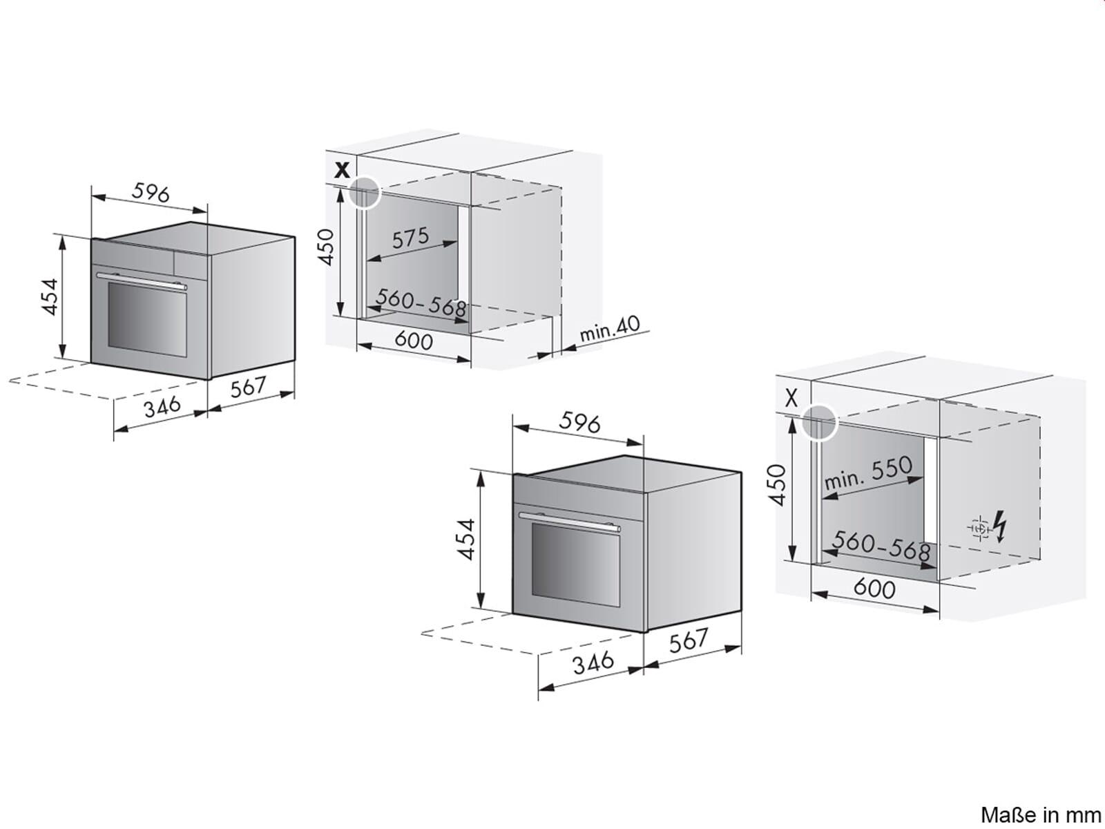 v zug combi steam xsl dampfgarer spiegelglas f r 3750 00. Black Bedroom Furniture Sets. Home Design Ideas