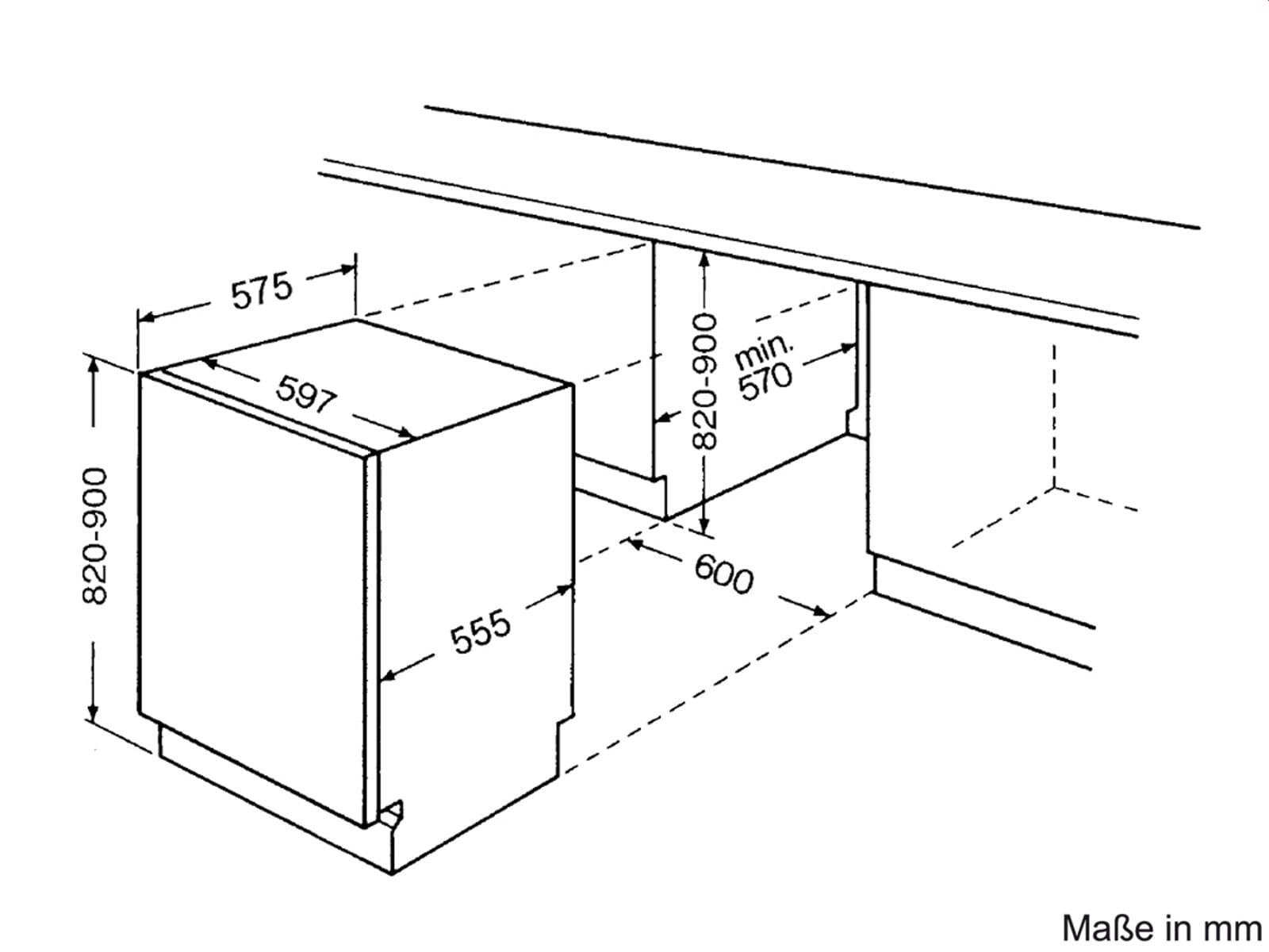 whirlpool adg 7433 fd vollintegriert einbau geschirrsp ler sp lmaschine ebay. Black Bedroom Furniture Sets. Home Design Ideas